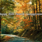 Happy Hills Campground and Cabins in Nelsonville OH