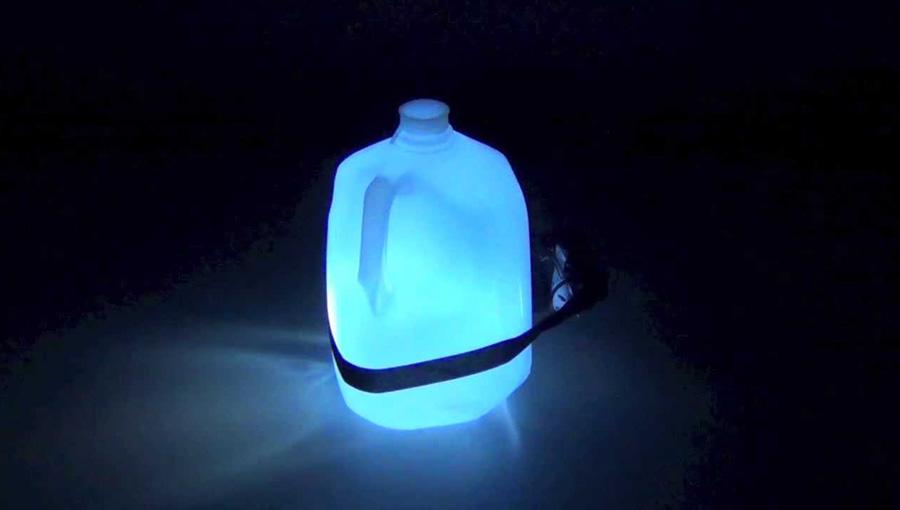 Night Light Water Jug