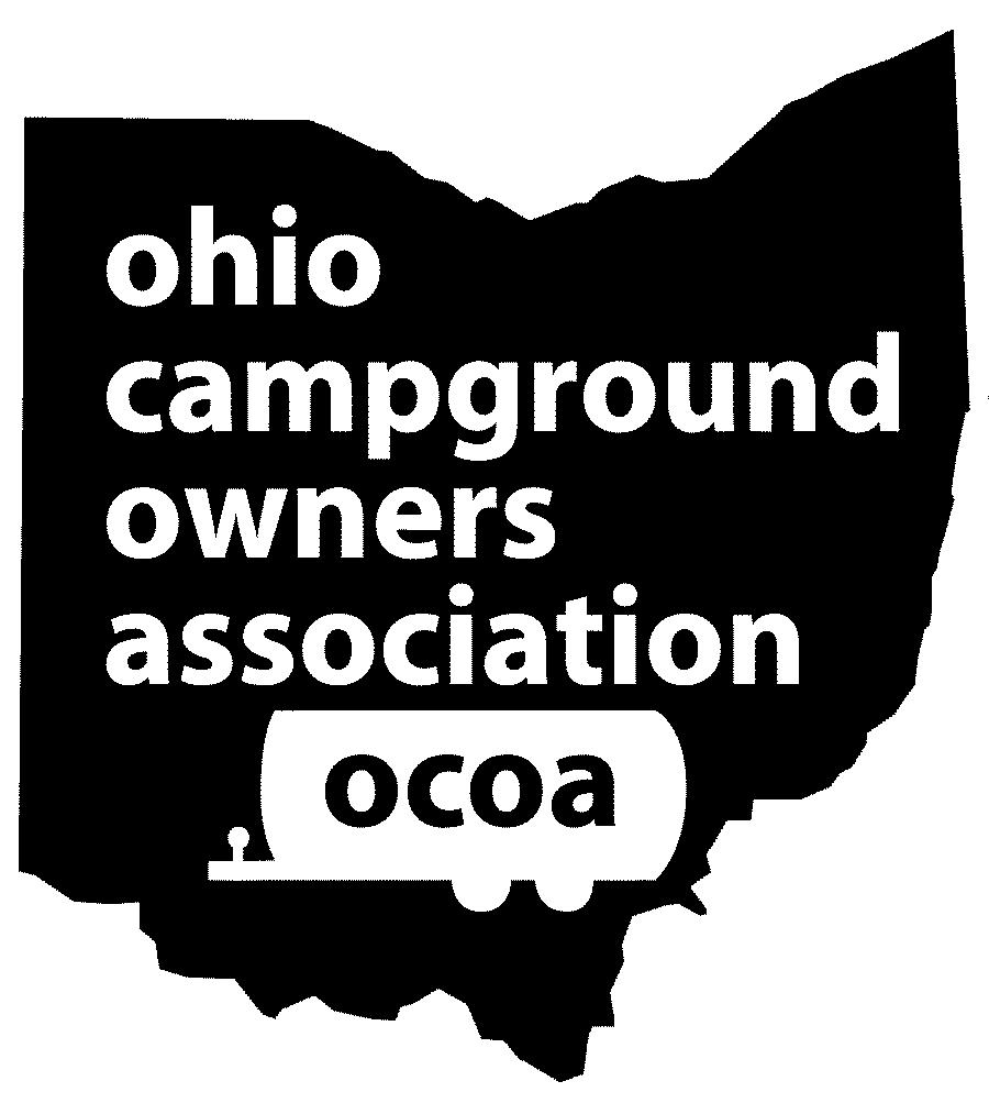 Ohio Campground Owners Association OCOA logo